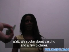 Picture PublicAgent HD Black sexy girl fucks in her...
