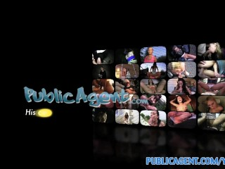 PublicAgent HD So gulliable So dumb So bent over and fucked