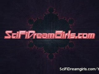 SciFiDreamgirls Fembot Sex With Ashley Fires. Episode #23: Rosie the Robot Milk Dispenser