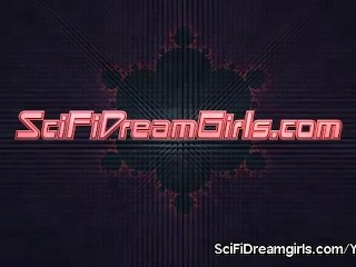 SciFiDreamgirls Fembot Sex With Ashley Fires. Episode #38: SassyBot The TrannieBot