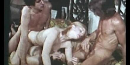Vintage Teen Porn ébène hardcore baisée