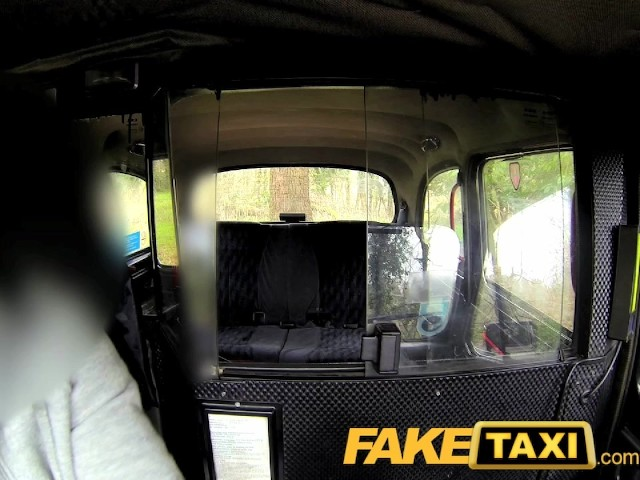 Female Fake Taxi Creampie
