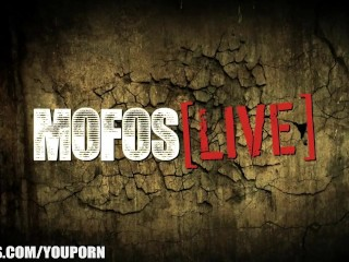 Mofos Live LETS TRY ANAL - Next Show 07-05-2013 4pm EST 1 pm PST
