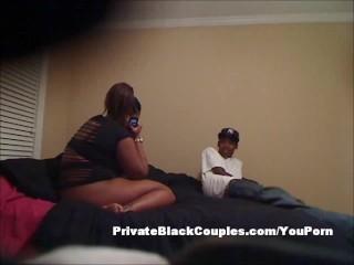 Thick Black Chick , Loves Skinny Black Dick