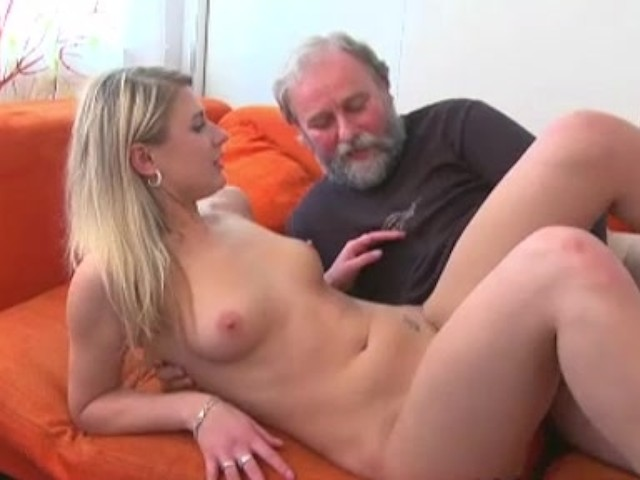 Old Man Fucks Hot Young Girl