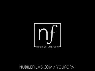 Nubile Films - Perfect body blonde Grace Hartley fucks her lesbian lover