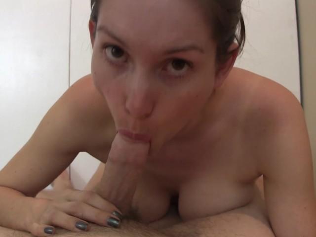 Big Tit Milf Creampie Pov