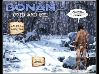 Comic/blowjob/cold ice and bonan