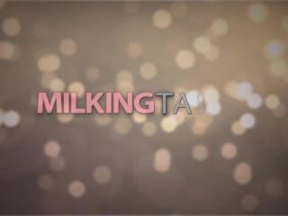 Christie Stevens Masters the art of Cock Milking