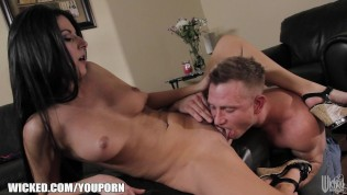 Nikki Daniel's long time crush gives her what she's wanted for a long time