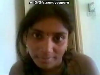 Horny Indian chick with big tits fucked