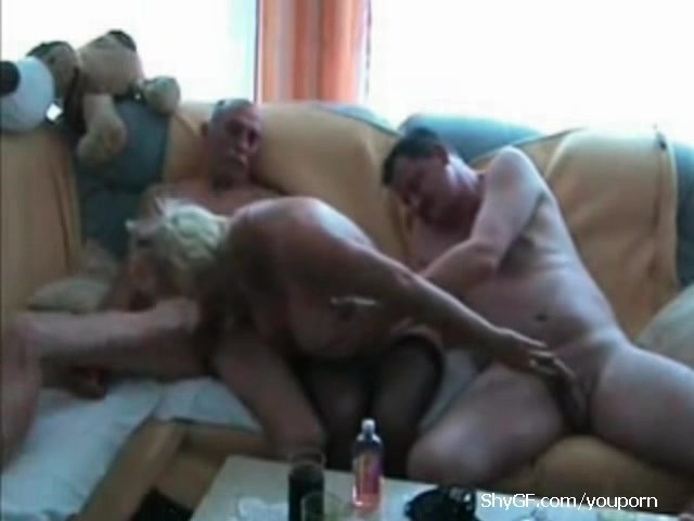 Caught Having Sex Threesome