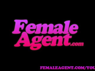 FemaleAgent The fast stud and the furious agent