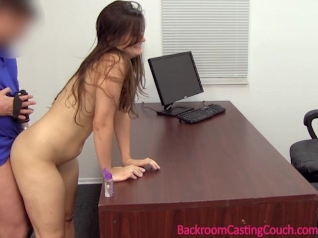 Casting Couch Pussy Creampie