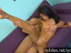 Picture Cum licking babe Layla Sin fucked deep