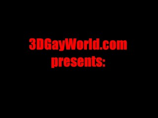 JACK AND THE BEANSTALK 3D Gay Cartoon Comics Animation or Hentai Animated Story