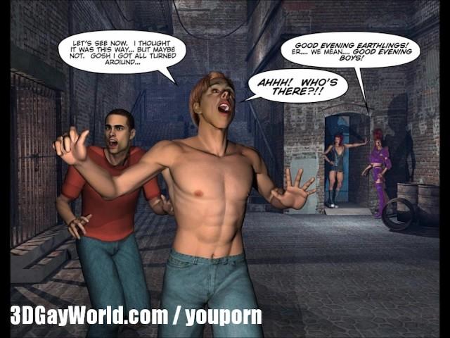 Fi movies sci porn