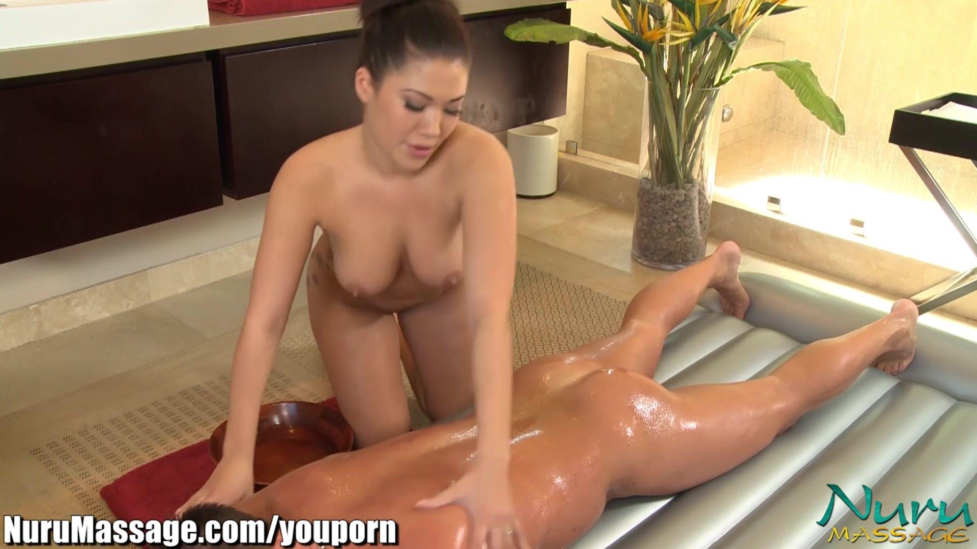 Thai massage happy ending