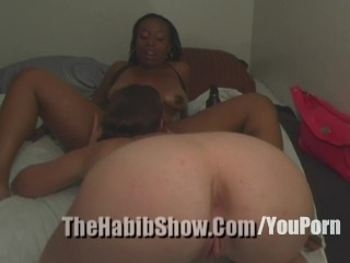 lick that black pussy..my white ho nuts