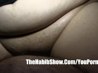 Mexican BBW latina POV nuts in her pussy P2