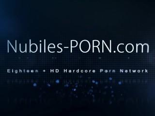 Nubiles-Porn - 18 yr old cutie craves big dick and facials