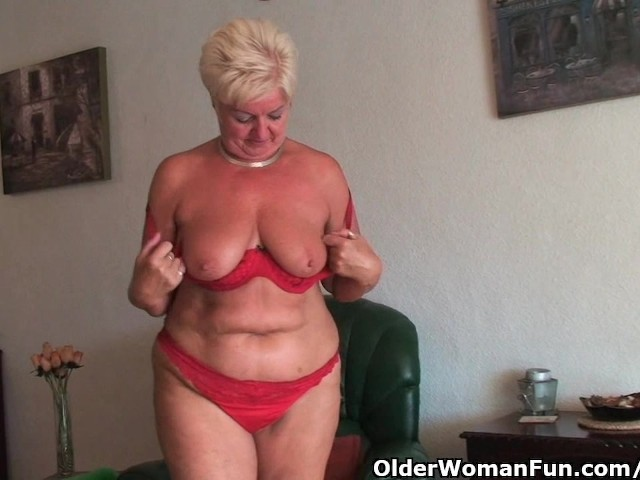 Mature Big Ass Big Tits