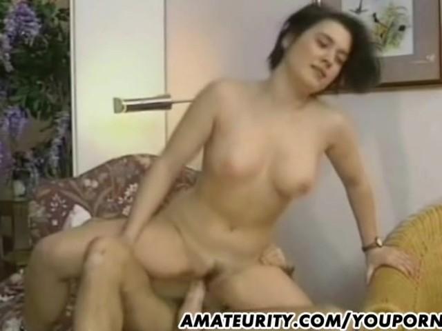 Amateur Busty Blowjob Wife