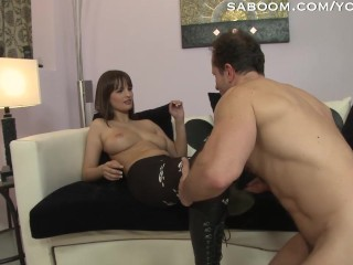 Step Daughter Gets Fucked by Step Dad