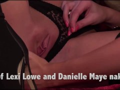Picture DANIELLE MAYE AND LEXI LOWE IN GIRLFRIENDS B...