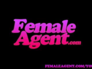 FemaleAgent Please cum inside my pussy
