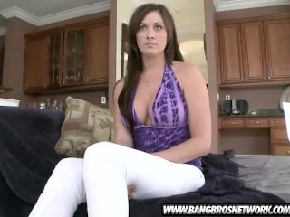New To Porn And Loves A Good Pounding