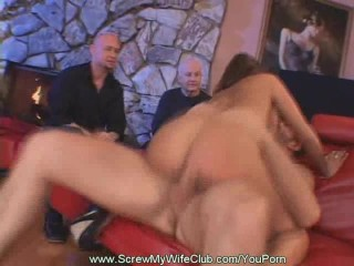 The Swinger Experience Presents Screw Mrs. Swinger Please