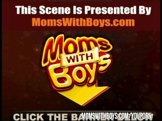Step Mom Shows The Differences between Porn And Real Love