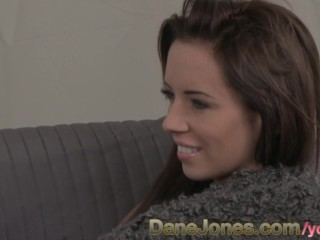 DaneJones Eating her pussy before intimate moments and finishing inside her