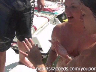 Fuck Yeah Pussy Eating in Public Whipped Cream Amazingness