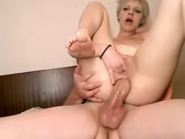 Short haired anal
