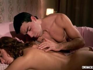 Marcella Petrelli – Nude softcore scenes from Impariamo ad amarci