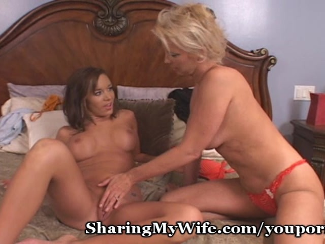 Mature Couple Seduce Teen