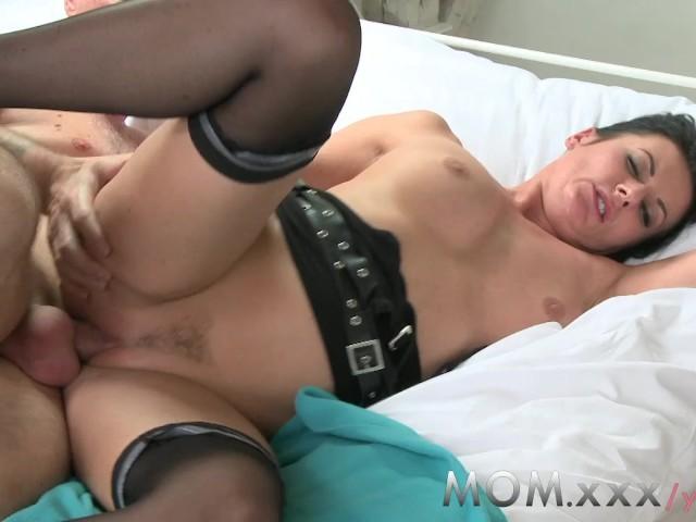 Dark Haired Mature Porn