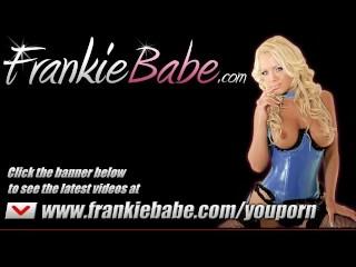 Big/lesbian/cock ride mistress frankiebabe big