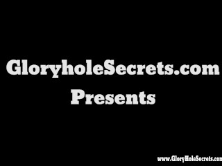 Gloryhole Secrets Jewels Jade Cum swallowing POV 3