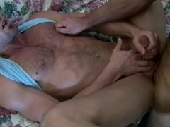 Picture Cop gets his sex quota filled - Iron Horse