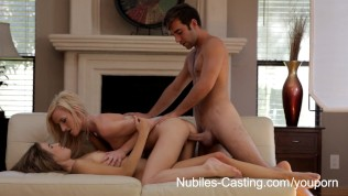 Nubiles Casting – Petite Teen Wants Fame For Fucking