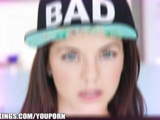 Reality Kings - Skinny teen Katerina takes huge dick