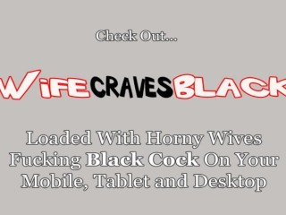 Lingerie Wife Craves Black