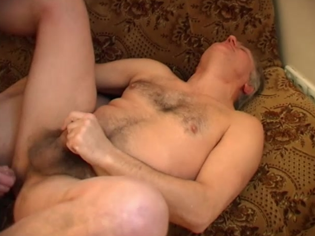 Experience old man cock lover story