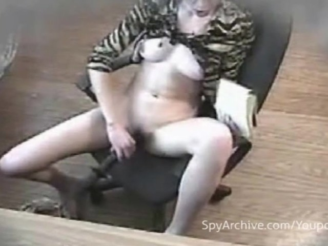 Caught Masturbating Hidden Cam