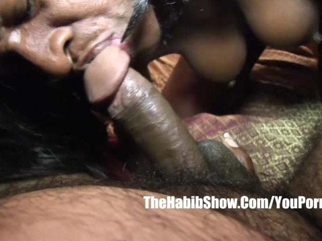 Young Black Teen Sucking Dick