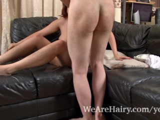 Jasmine Z's hairy cherry sex movie video