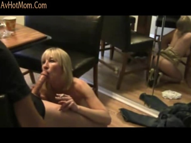 Fucking Friends Mom Party